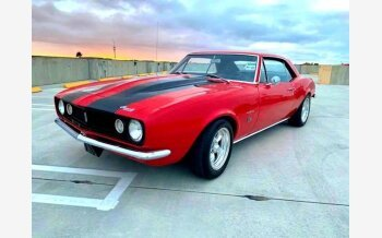 1967 Chevrolet Camaro Coupe for sale 101435683