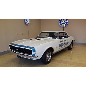 1967 Chevrolet Camaro for sale 101437434