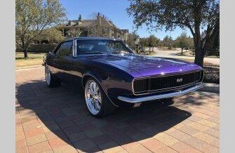 1967 Chevrolet Camaro for sale 101461698