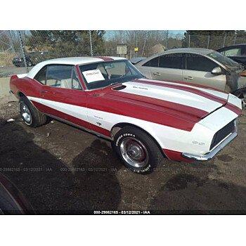 1967 Chevrolet Camaro for sale 101473631