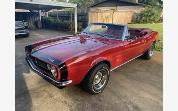 1967 Chevrolet Camaro Z28 Convertible for sale 101511271