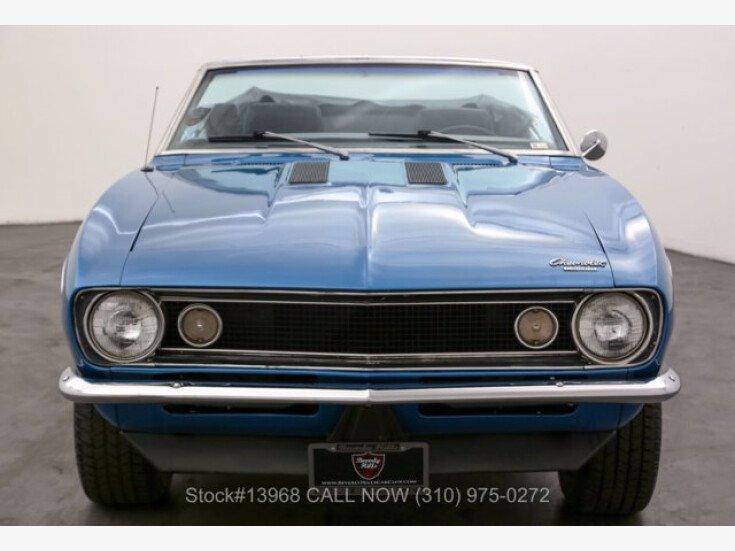 1967 Chevrolet Camaro for sale 101547478