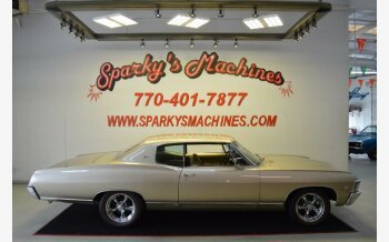1967 Chevrolet Caprice for sale 101605056