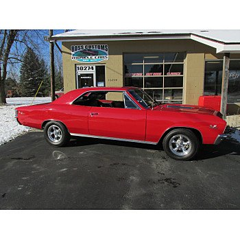 1967 Chevrolet Chevelle SS for sale 101057567