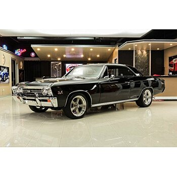 1967 Chevrolet Chevelle SS for sale 101069601