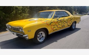 1967 Chevrolet Chevelle SS for sale 101216196