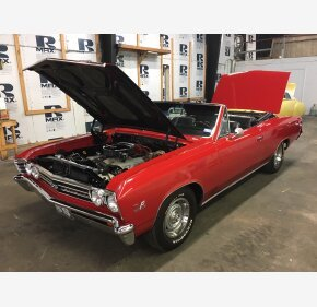 1967 Chevrolet Chevelle SS for sale 101227421