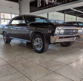 1967 Chevrolet Chevelle SS for sale 101242622
