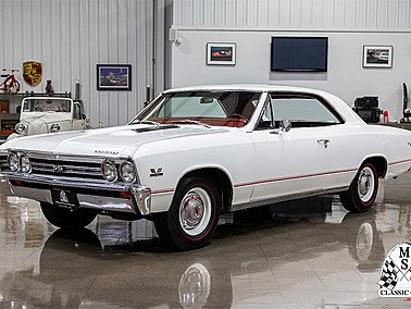 1967 Chevrolet Chevelle SS for sale 101349962
