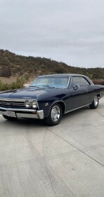 1967 Chevrolet Chevelle SS for sale 101381781