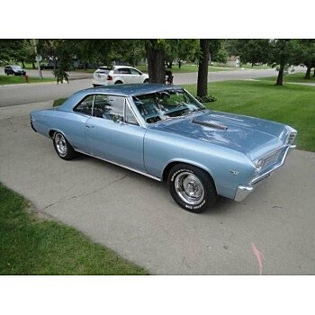 1967 Chevrolet Chevelle Malibu for sale 100829069