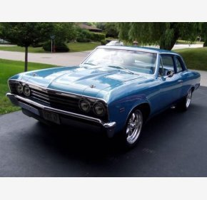 1967 Chevrolet Chevelle for sale 100841098