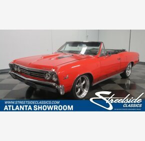 1967 Chevrolet Chevelle SS for sale 101018416