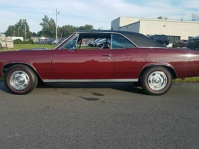 1967 Chevrolet Chevelle for sale 101041169