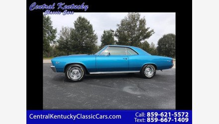 1967 Chevrolet Chevelle SS for sale 101064429