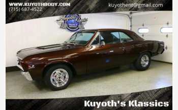 1967 Chevrolet Chevelle for sale 101074937