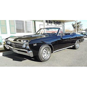 1967 Chevrolet Chevelle for sale 101086663