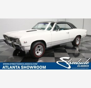 1967 Chevrolet Chevelle SS for sale 101098486
