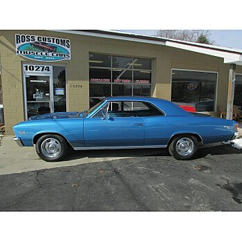 1967 Chevrolet Chevelle SS for sale 101100343