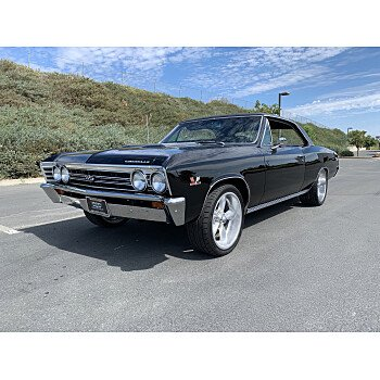 1967 Chevrolet Chevelle for sale 101200107