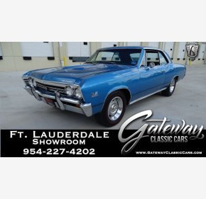 1967 Chevrolet Chevelle SS for sale 101205670