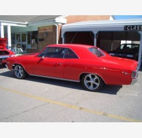 1967 Chevrolet Chevelle SS for sale 101206206