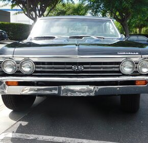 1967 Chevrolet Chevelle for sale 101214104