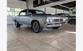 1967 Chevrolet Chevelle for sale 101219230