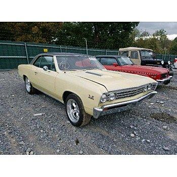 1967 Chevrolet Chevelle for sale 101220167