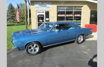 1967 Chevrolet Chevelle SS for sale 101221167