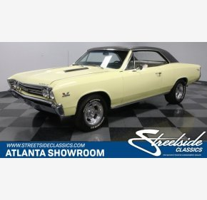 1967 Chevrolet Chevelle SS for sale 101221243