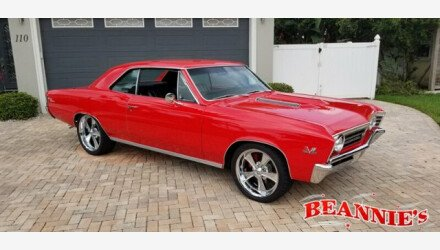 1967 Chevrolet Chevelle SS for sale 101227454