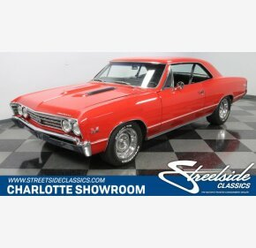 1967 Chevrolet Chevelle SS for sale 101248508