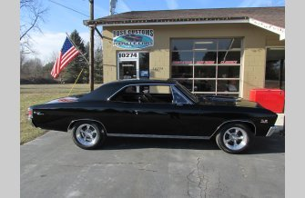 1967 Chevrolet Chevelle SS for sale 101257459