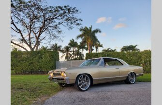 1967 Chevrolet Chevelle Malibu for sale 101268423