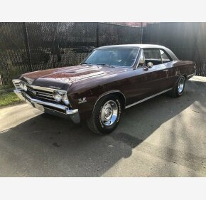 1967 Chevrolet Chevelle SS for sale 101275864