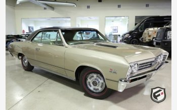1967 Chevrolet Chevelle for sale 101279523