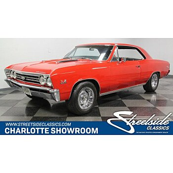 1967 Chevrolet Chevelle for sale 101316550