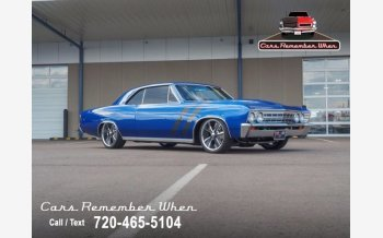 1967 Chevrolet Chevelle for sale 101342200