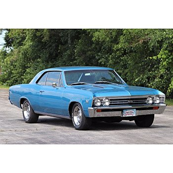 1967 Chevrolet Chevelle for sale 101343411