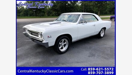 1967 Chevrolet Chevelle for sale 101363548