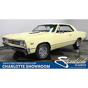 1967 Chevrolet Chevelle for sale 101367785