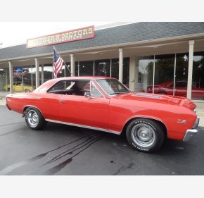 1967 Chevrolet Chevelle SS for sale 101385084
