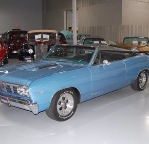 1967 Chevrolet Chevelle for sale 101388483