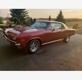 1967 Chevrolet Chevelle SS for sale 101394487