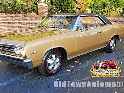 1967 Chevrolet Chevelle SS for sale 101413422