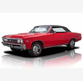 1967 Chevrolet Chevelle SS for sale 101430950