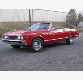 1967 Chevrolet Chevelle Malibu for sale 101454145