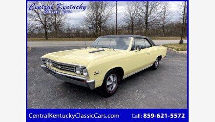 1967 Chevrolet Chevelle for sale 101485391