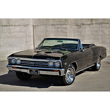 1967 Chevrolet Chevelle SS for sale 101508685